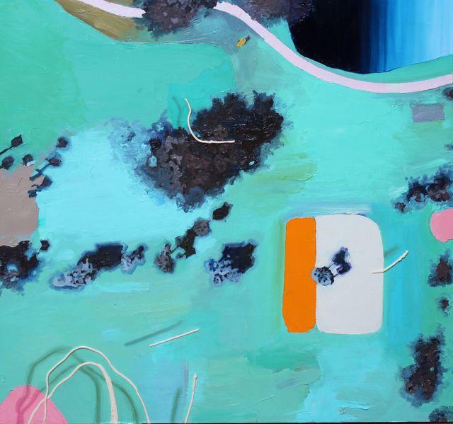 , 'Earth 8,' 2017, Alvarez Gallery