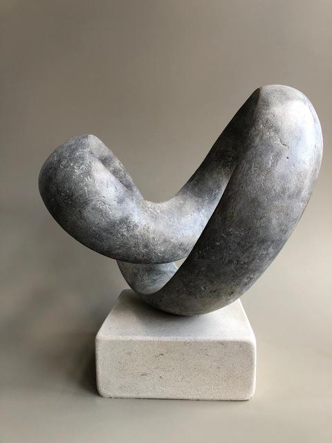 , 'Bronze Moebius III,' 2018, Jenna Burlingham Fine Art