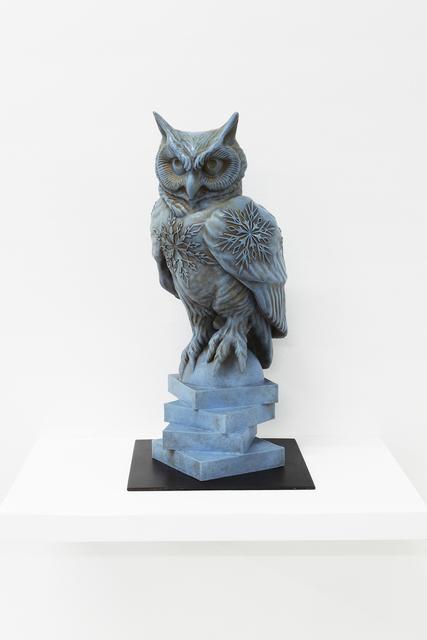 , 'Bronze Owl #3,' 2017, RYAN LEE