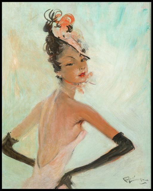 , 'Natacha,' ca. 1950, Galerie de Souzy