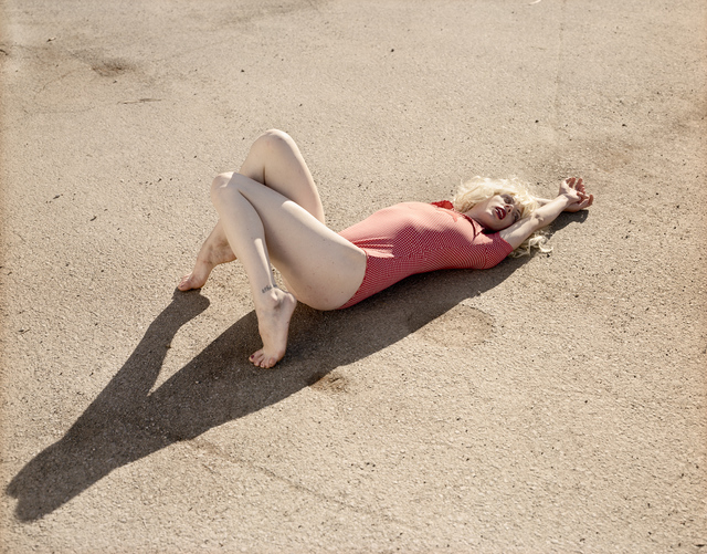 , 'Nicole, Crissy Field Parking Lot (II),' 2006, Fraenkel Gallery
