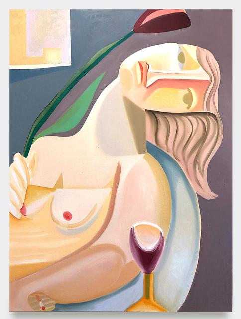 , '3PM,' 2019, V1 Gallery