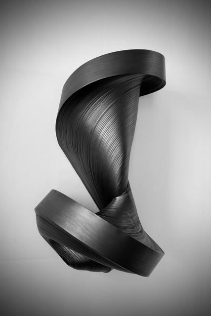 , 'JK784 Black,' 2018, Muriel Guépin Gallery