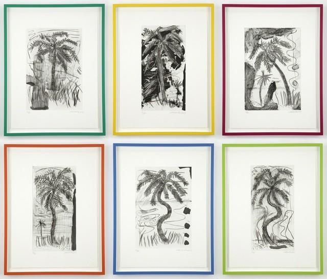 Josh Smith, 'Wild Palms', 2013, Kantor Gallery