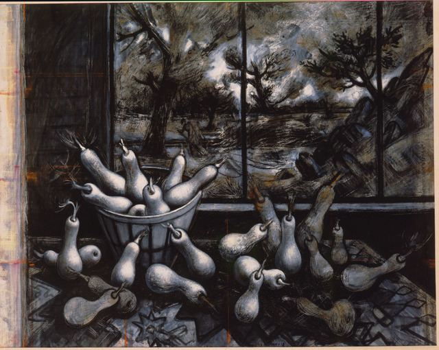 Peter Blume, 'Cartoon Sketch for Autumn,' , ACA Galleries