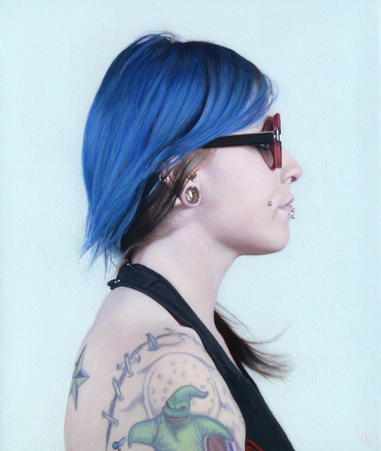 , 'Brittany in Blue,' , Gallery 1261