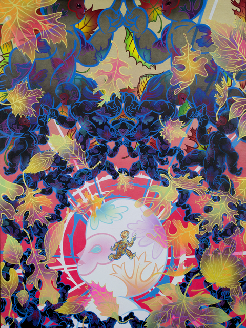 Andrew Brandou, 'Erickson Hall', 2019, Corey Helford Gallery