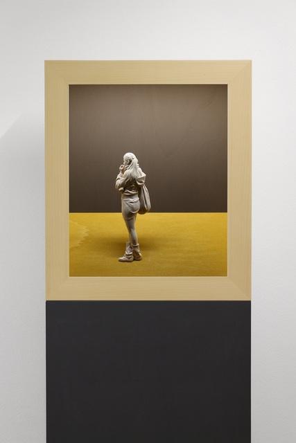 , 'L'Arrivo,' 2017, Lucia Mendoza