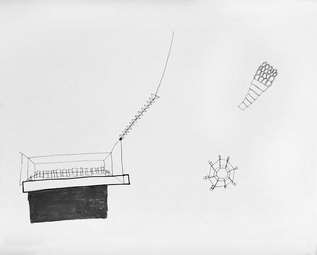, 'Life & Death beyond imaginary 3,' 2017, Galeria Karla Osorio