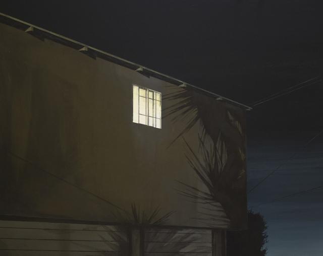 , 'Silhouette,' 2016, LAUNCH LA