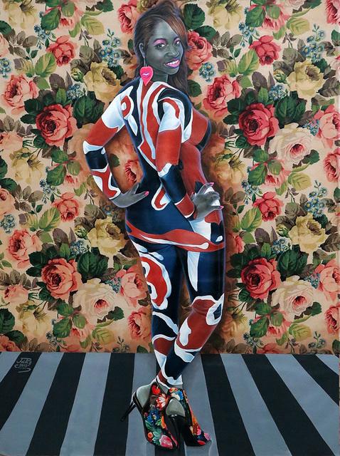 , 'Elégance  ,' 2015, Magnin-A