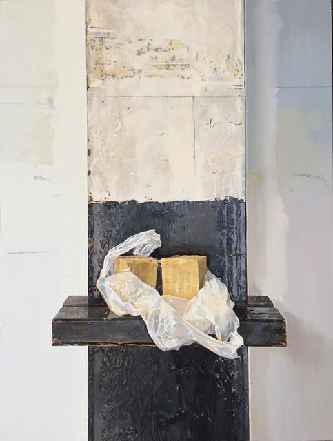 , 'Peasant Soap,' 2018, Stanek Gallery