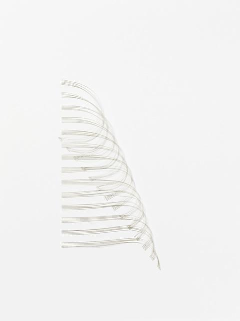 , 'Komposition I,' 2015, Raum mit Licht