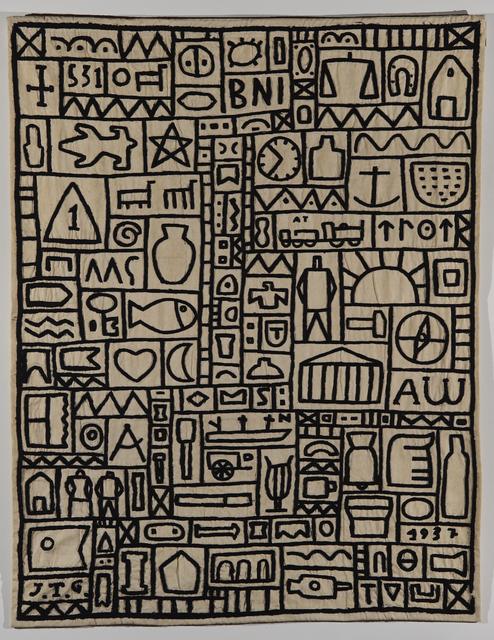 , 'Tapiz (Tapestry),'  1951, Cecilia de Torres, Ltd.