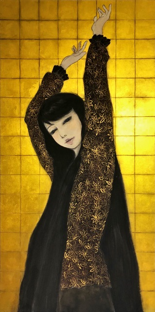 , 'Hanasaka (Bloom),' 2018, Aisha Alabbar Art Gallery