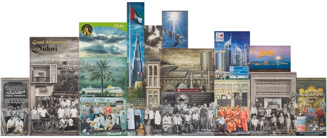 , 'Postcards from Dubai (Day),' 2015, Yavuz Gallery