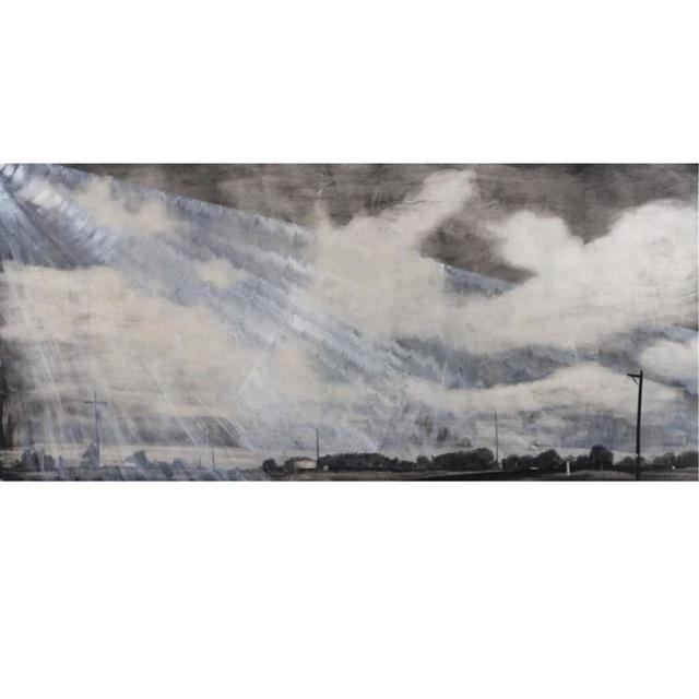 , 'Wireless,' 2014, Exhibit by Aberson