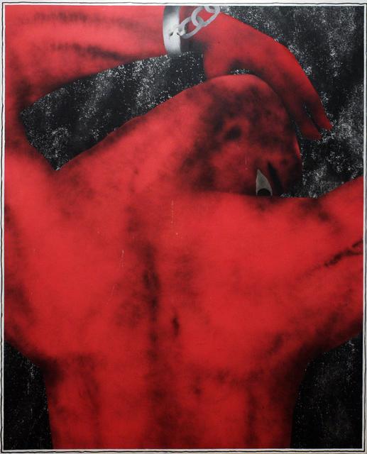 , 'Prometheus,' 2018, PUBLIC Gallery