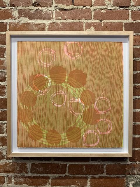 , 'Dancing Around,' 2011, Mason-Nordgauer Fine Arts Gallery