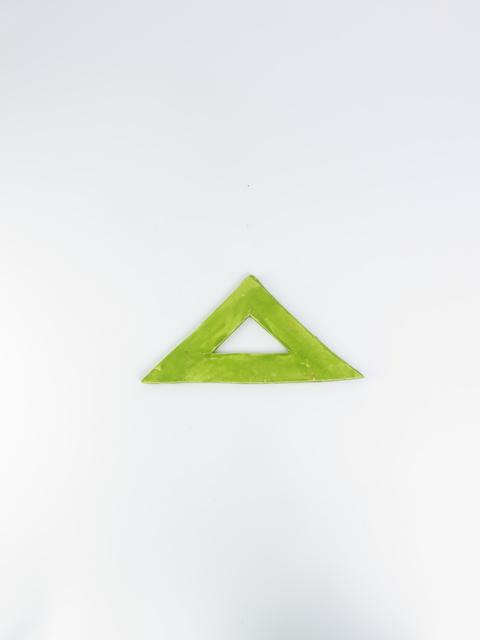 , 'Triangleruler,' 2015, V1 Gallery