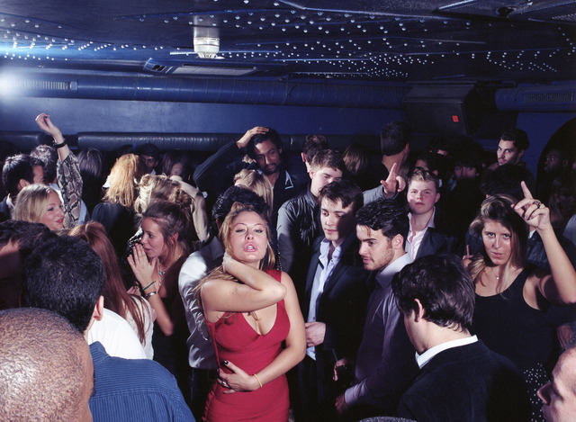 , 'The dance floor at Boujis Nightclub, South Kensington,' 2011, Alan Cristea Gallery