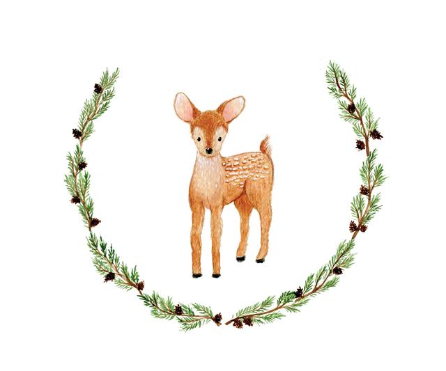 , 'Baby Deer,' 2017, ArtStar