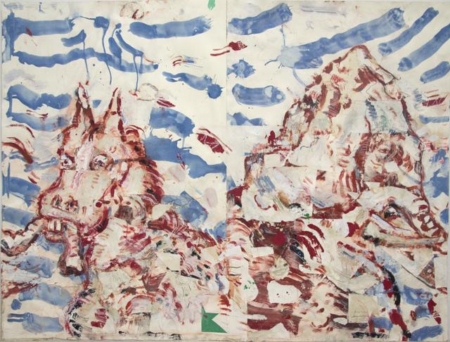 , 'No More Donkelphant,' 2016, Pierogi