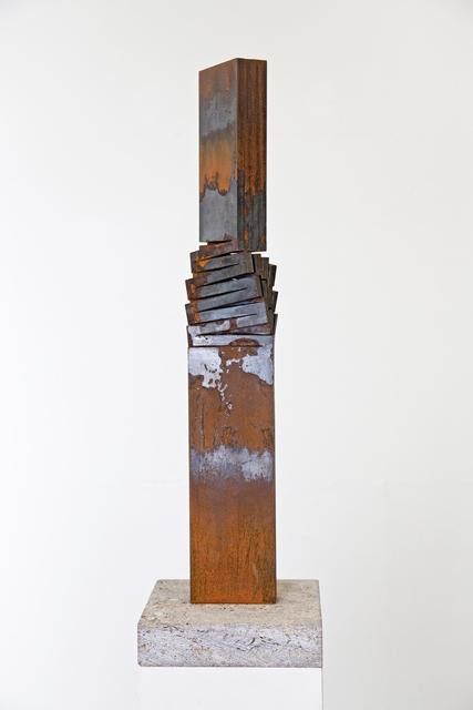 , 'Drehung 45°,' 2016, bromer kunst