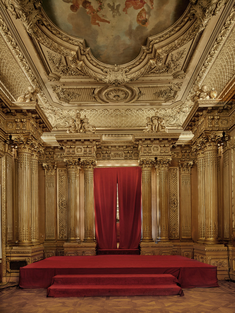 , 'Golden Theater #1, Buenos Aires,' 2017, Duane Reed Gallery