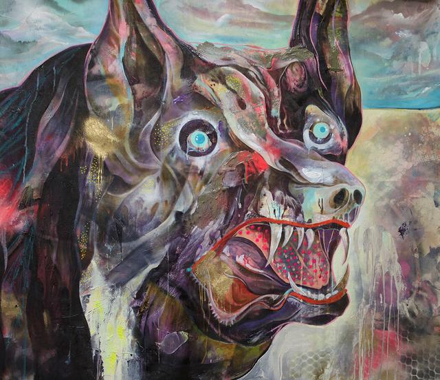 , 'Instinctual,' 2017, Jenkins Johnson Gallery