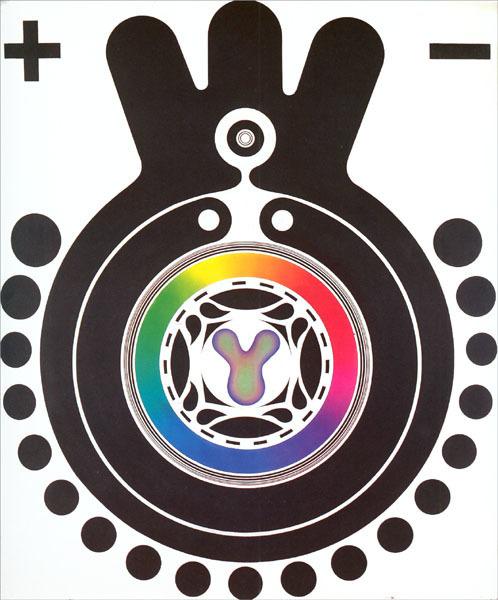, 'aus der Heraldik des 20. Jahrhunderts,' 1969, Galerie SOON