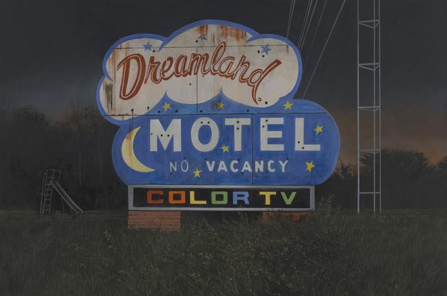 , 'Dreamland,' 2016, Artspace111