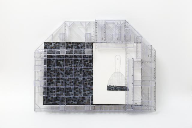 , 'Ciudad vista desde arriba 1,' 2016, Galeria Nara Roesler