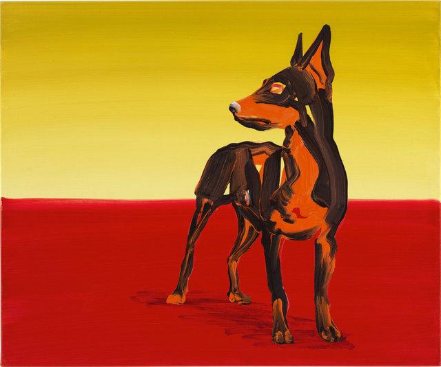 , 'Hund – Pincher,' 1999, Ludorff