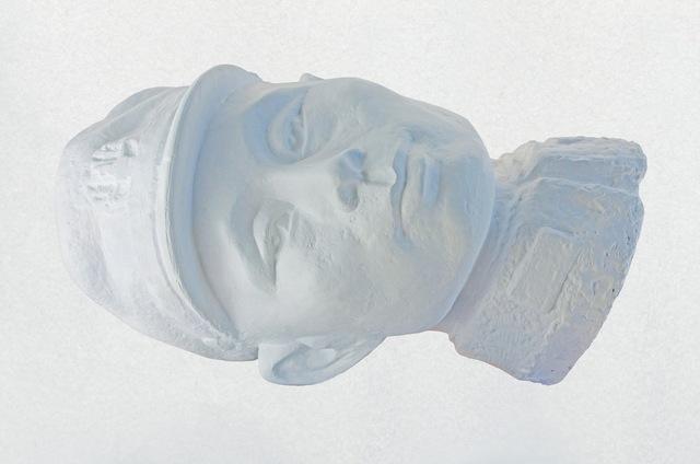 , 'White Piece #0170: Forbidden Hero (On the Horseback),' 2013, Beam Contemporary Art
