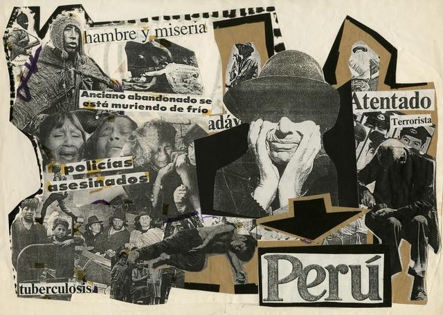 , 'Perú, violencia,' 1987-1988, Herlitzka + Faria