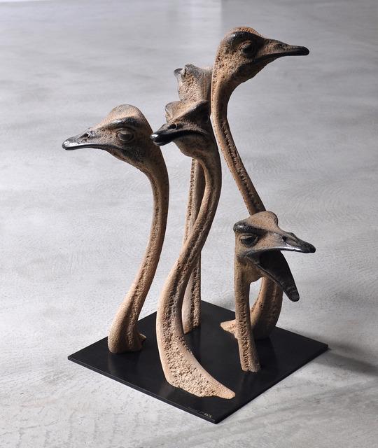 , 'Ostrichs' bouquet,' 2010, Mazel Galerie