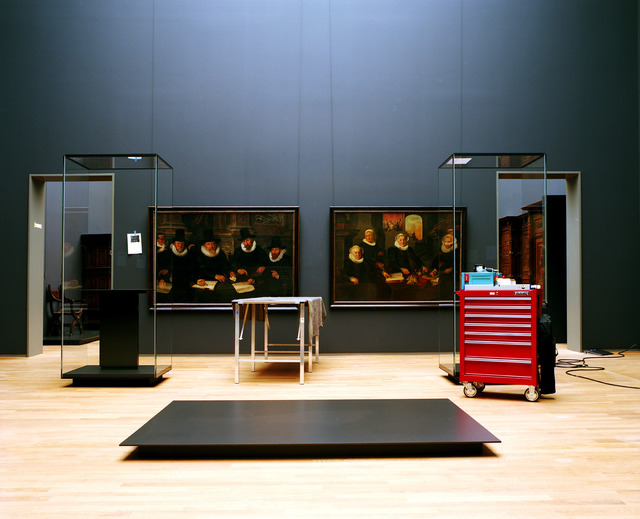, 'Rijksmuseum #6,' January 2013, Robert Mann Gallery