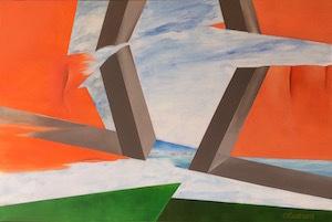 , 'Expansion No.5,' 2014, Joshua Tree Art Gallery