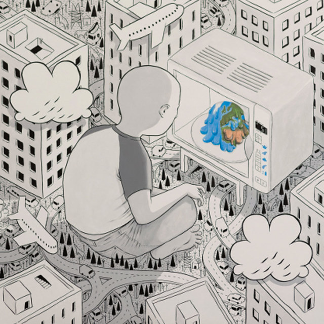 Millo, 'The World Is Melting', 2017, StolenSpace Gallery