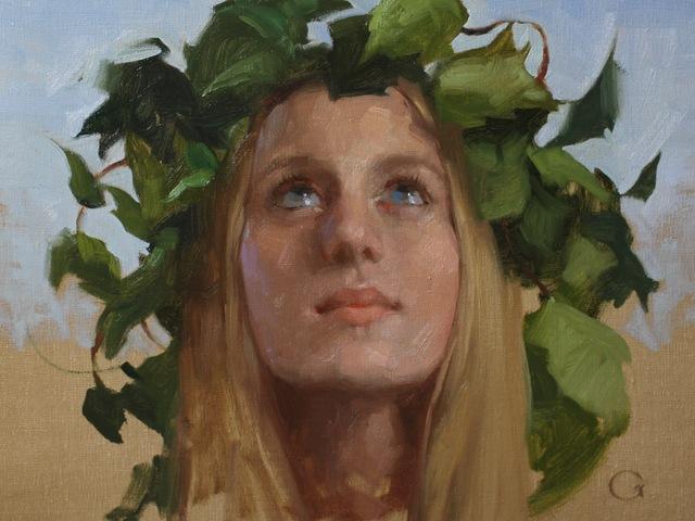 , 'Ivy,' 2020, Vanessa Rothe Fine Art