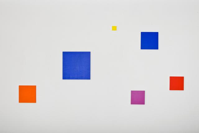 Claude Tousignant, 'Composition murale #1 ', 2010, Art Mûr