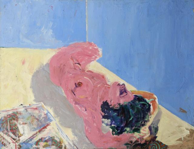 Amanda Watt, 'BEDROOM IN PROGRESS', 1998, Gallery Art
