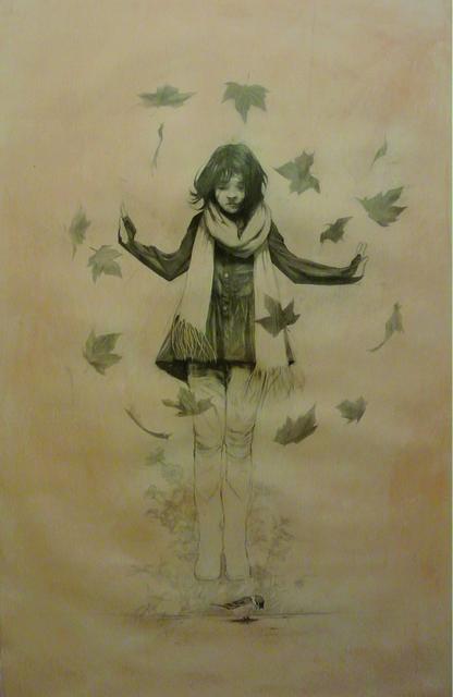 Federico Infante, 'Leaves', 2014, Galleria Punto Sull'Arte