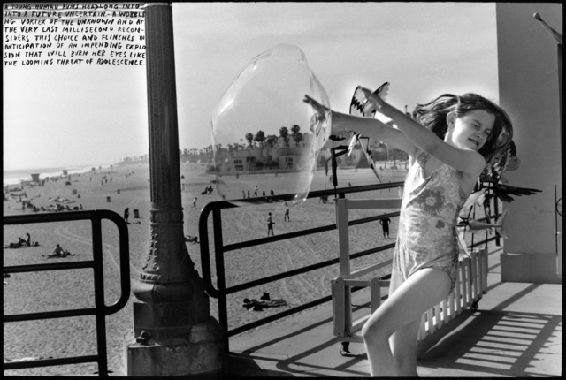 , 'Bubble Girl,' , Casemore Kirkeby