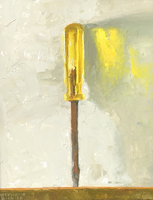 , 'Yellow Screwdriver,' , Sparrow Gallery