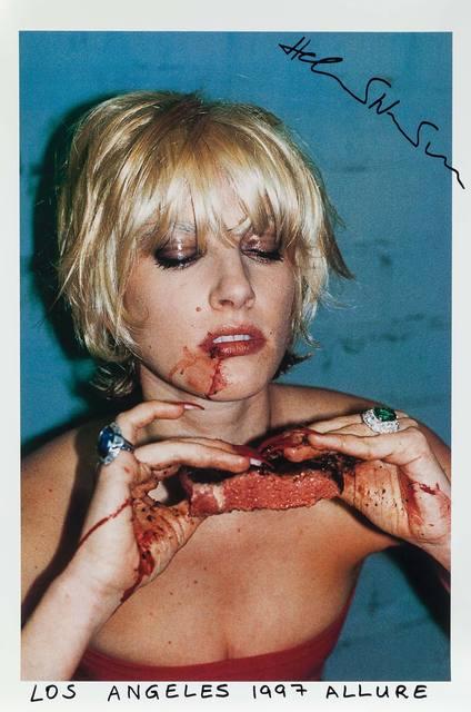 Helmut Newton, 'Los Angeles Allure', 1997, Doyle