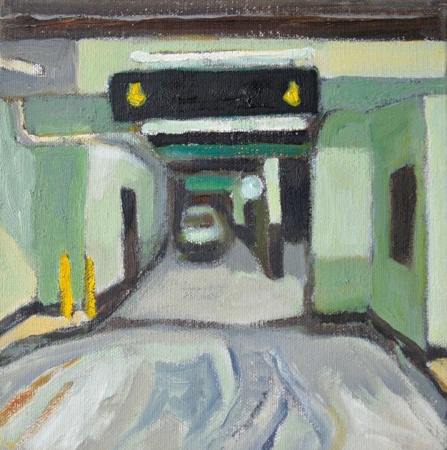 , 'Parking #1,' 2016, Carter Burden Gallery