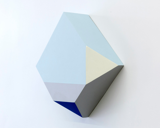 , 'Origami 1, #33,' 2015, CES Gallery