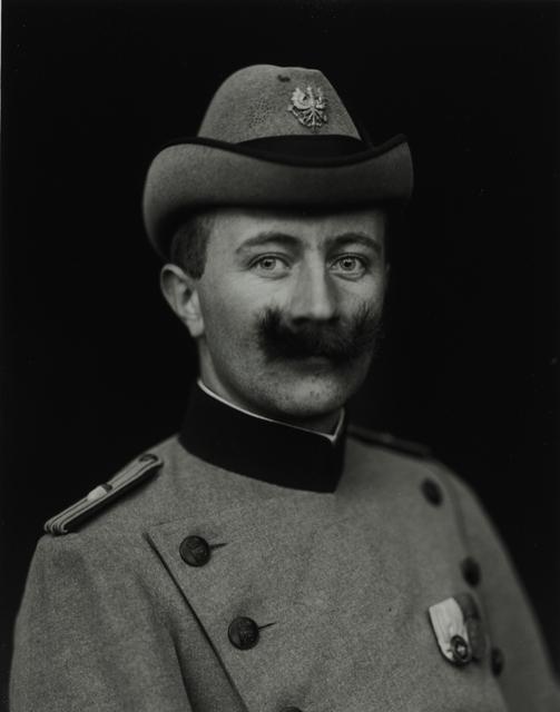 , 'Forester, 1911–1914,' , Galerie Julian Sander